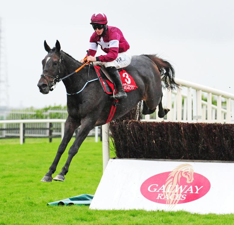 GALWAY WEDNESDAY: Milan Native finds winning tempo