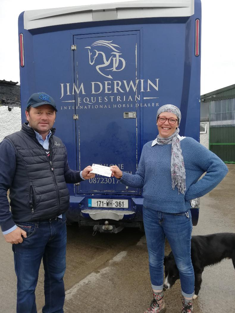 NEWS: Cheque boost for courageous family