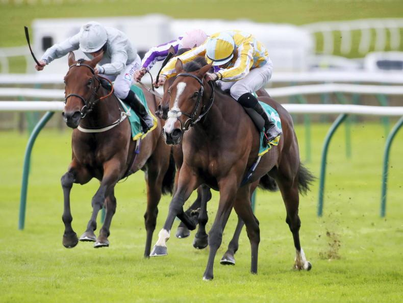 BRITAIN: It all works out for Crosse and Gorgeous in Fillies Mile