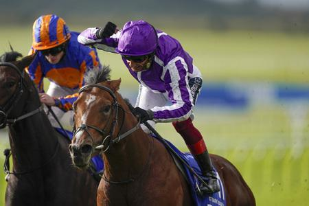 St Mark's Basilica too good in Dewhurst for O'Brien and Dettori