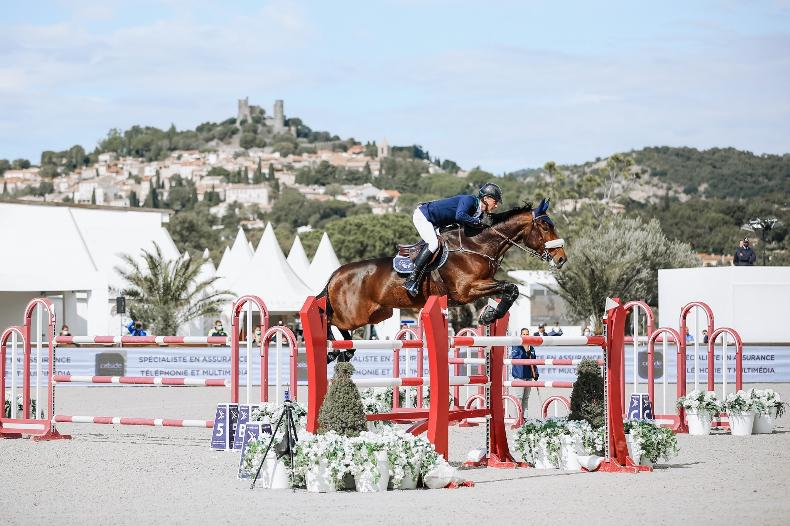 SHOW JUMPING: Lynch Springs another French Grand Prix win