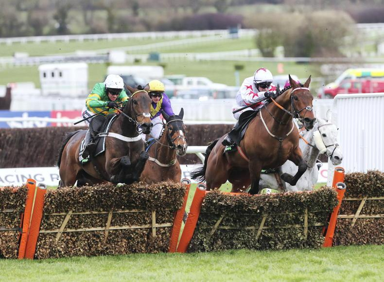 Darver Star kicks off chasing campaign at Punchestown