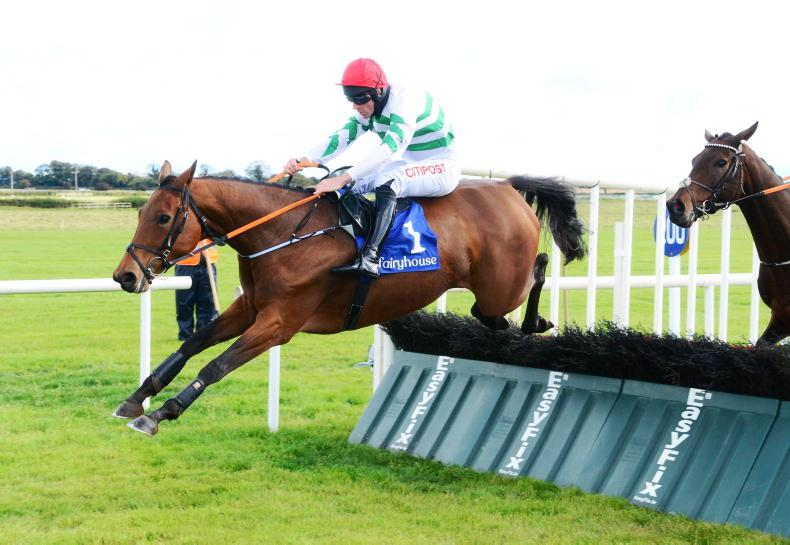 FAIRYHOUSE SATURDAY: Queens Brook gets going