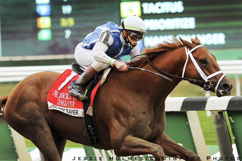 AMERICA: Happy days for Pletcher in Belmont