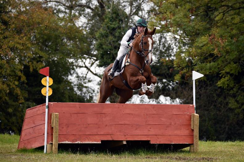 EVENTING: Packing a punch to land wins