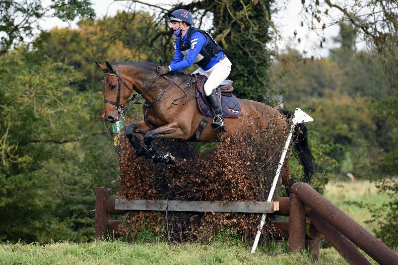 EVENTING: Ultimate Quality delivers for Cullen