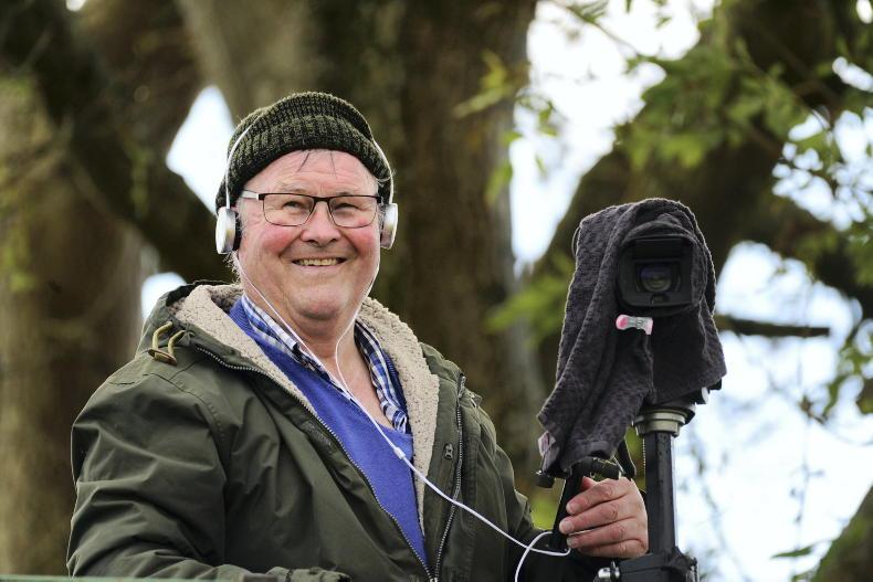 EOGHAIN WARD: Ross retires from camera duty