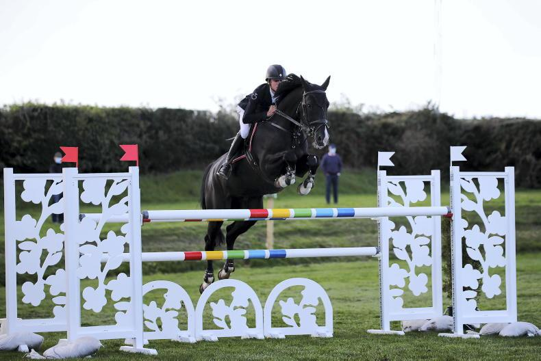 SHOW JUMPING: Catch ride win for McEntee