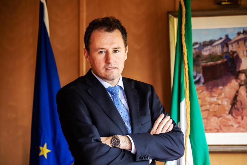 NEWS: McConalogue cites Brexit as 'immediate priority'