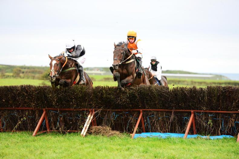 PORTRUSH SATURDAY: Winning day for the McKeevers