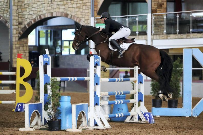 SHOW JUMPING: Double whammy for EMS Adelaide