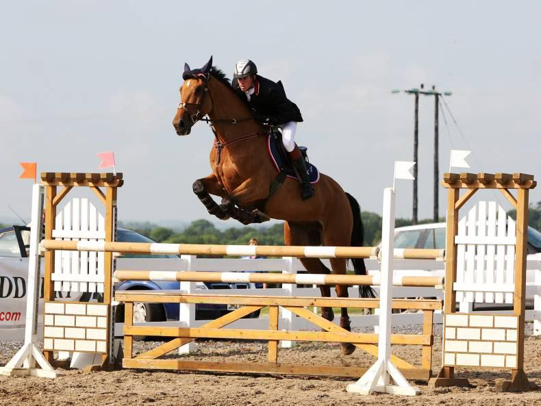 INTERNATIONAL:  Irish riders prominent in Oliva