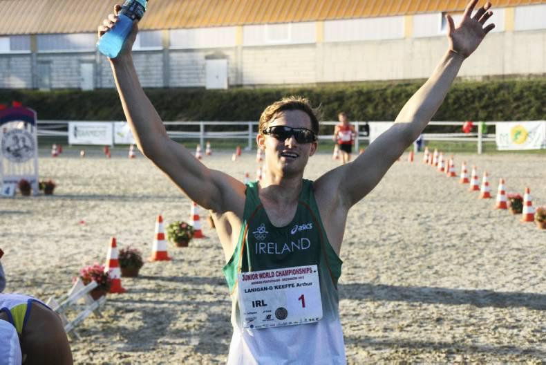 INTERNATIONAL: Irish team storm to silver success