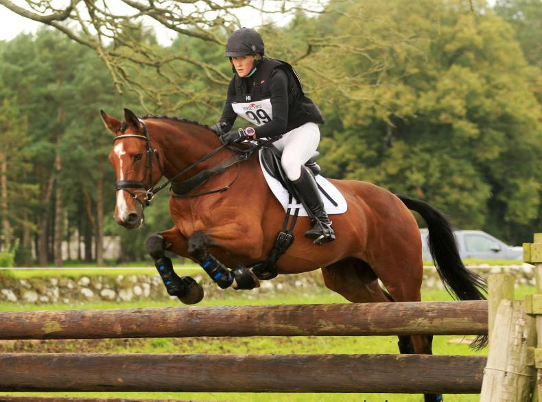 EVENTING: Dinnis completes seasonal hat-trick