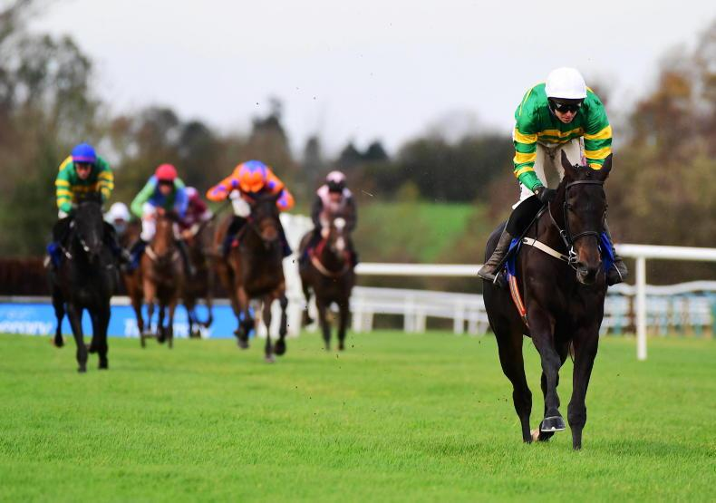 TIPPERARY TUESDAY: Jumping key to brilliant start for Unexcepted