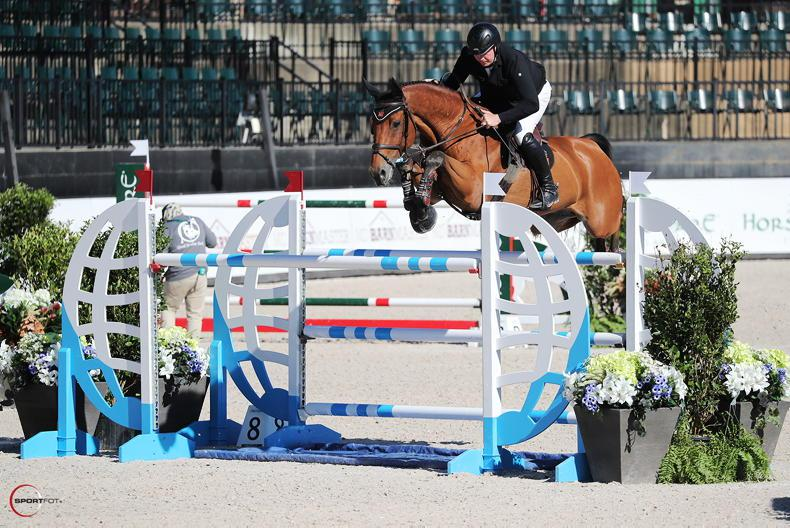 INTERNATIONAL: Three-star win for Coyle in Tryon