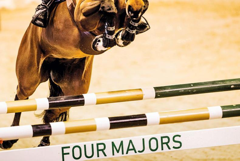 IRISH-BRED SHOW JUMPERS: OCTOBER 24th 2020
