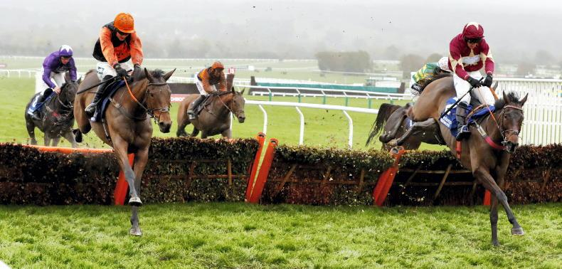 BRITISH PREVIEW:  O'Neill's Cap cut from a different Cloth back at Cheltenham
