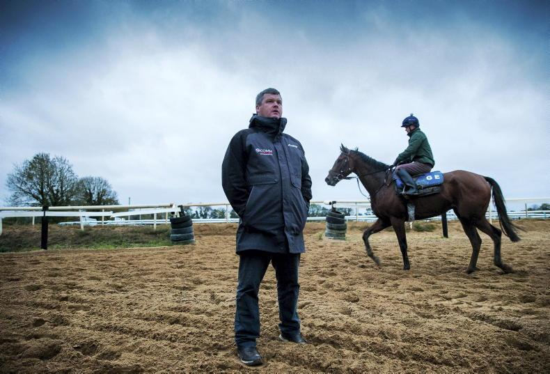 TALKING TRAINER: Gordon Elliott