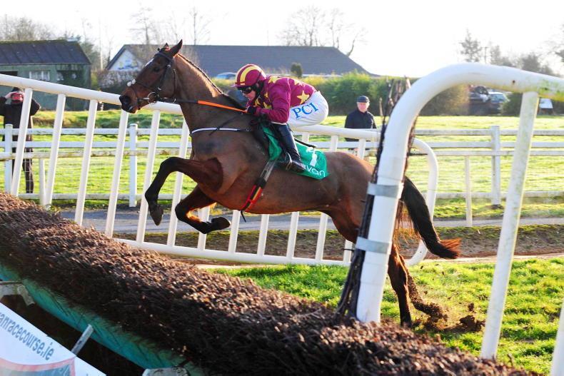 Minella Indo makes winning return at Wexford