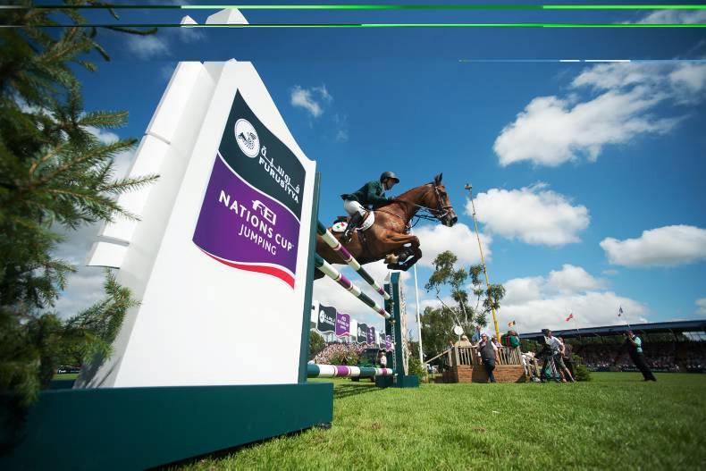 IN BRIEF: Irish-bred horses dominate Vejer Grand Prix CSI**