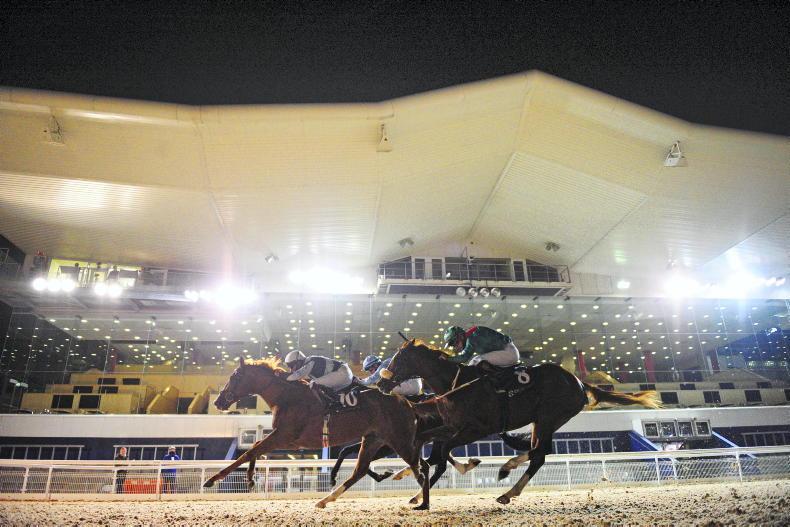 DUNDALK FRIDAY: Heffernan double brings up second best ever tally