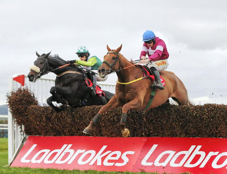 Spring return possible as comeback trail beckons for Road To Respect