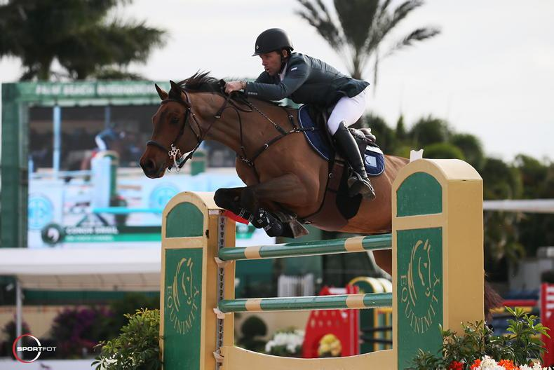 INTERNATIONAL: Four-star win for Swail in Vilamoura