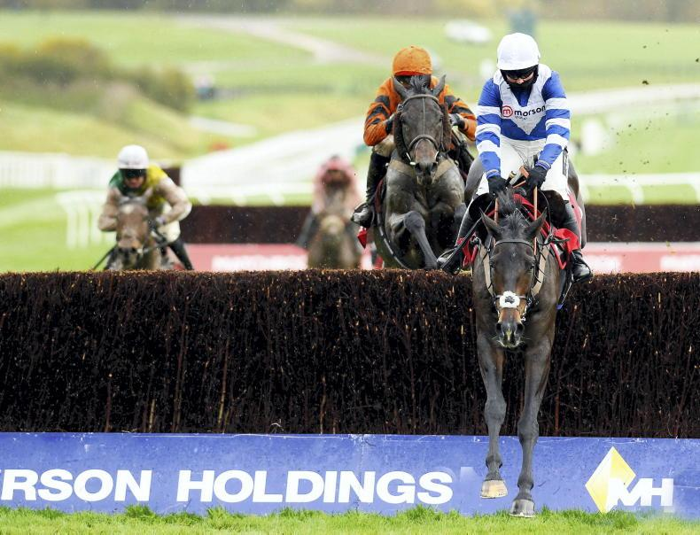 BRITAIN: Nicholls has Gold Cup in mind for fabulous Frodon