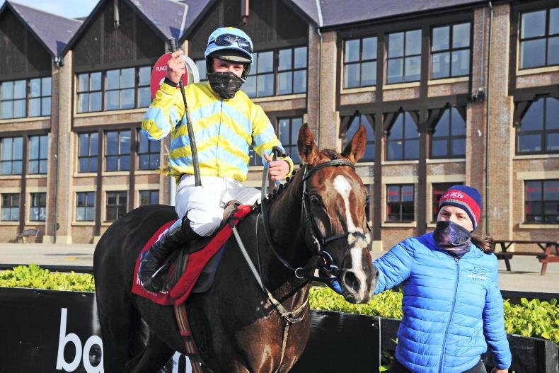 PUNCHESTOWN WEDNEDSAY: Funky finds a big pay day