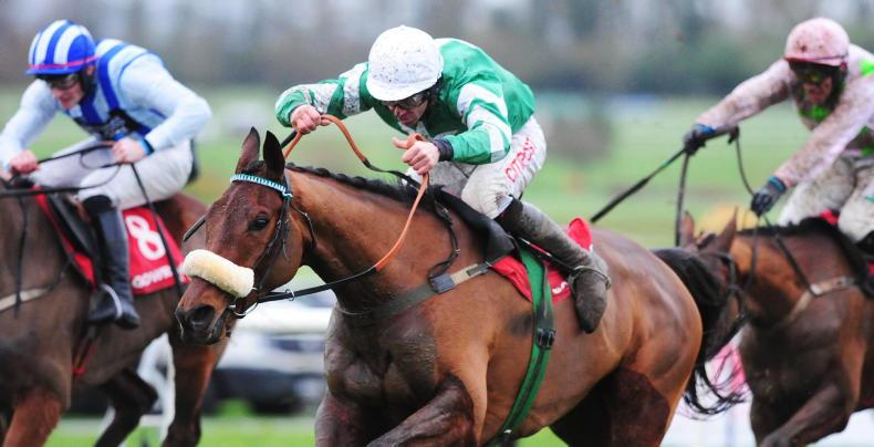 LADBROKES CHAMPION CHASE: Percy the pick to return to Grade 1 glory