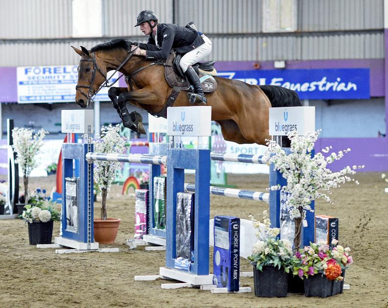 PONY TALES: 'To be at home at this time is perfect'