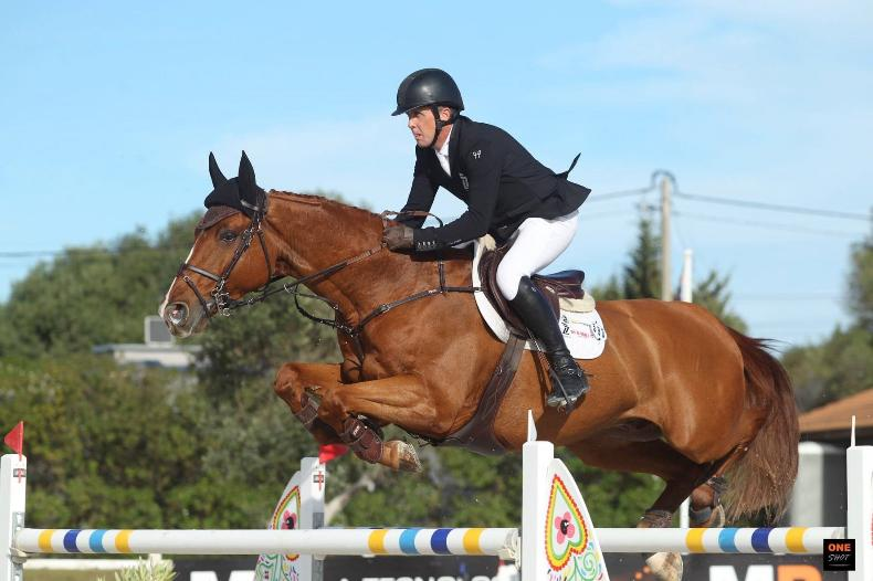 SHOW JUMPING: Grand Prix wins for Breen and Gallagher