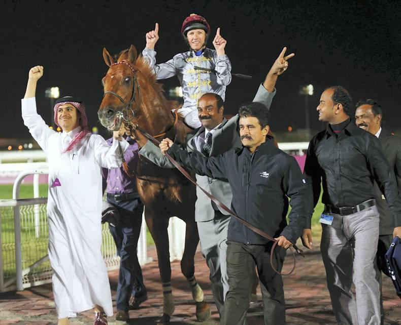 QATAR: Al Shaqab Racing in seventh heaven