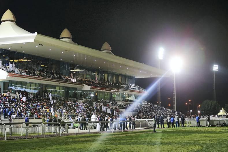 QATAR: Strong Irish presence on the track at Doha