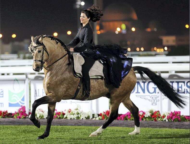 QATAR: Special guests jet in for incredible week