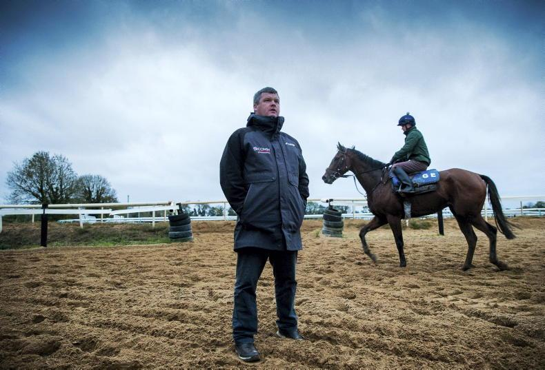 PONY TALES: Backing Gordon pays off