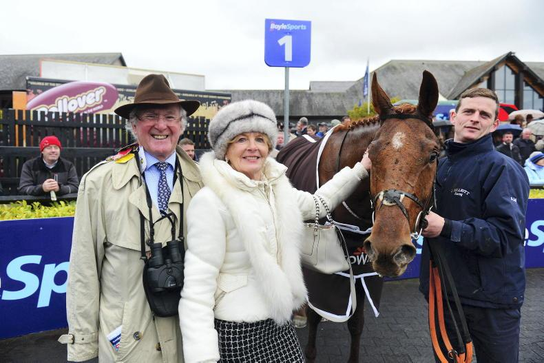 MARGIE McLOONE: Superb Story for Sloans
