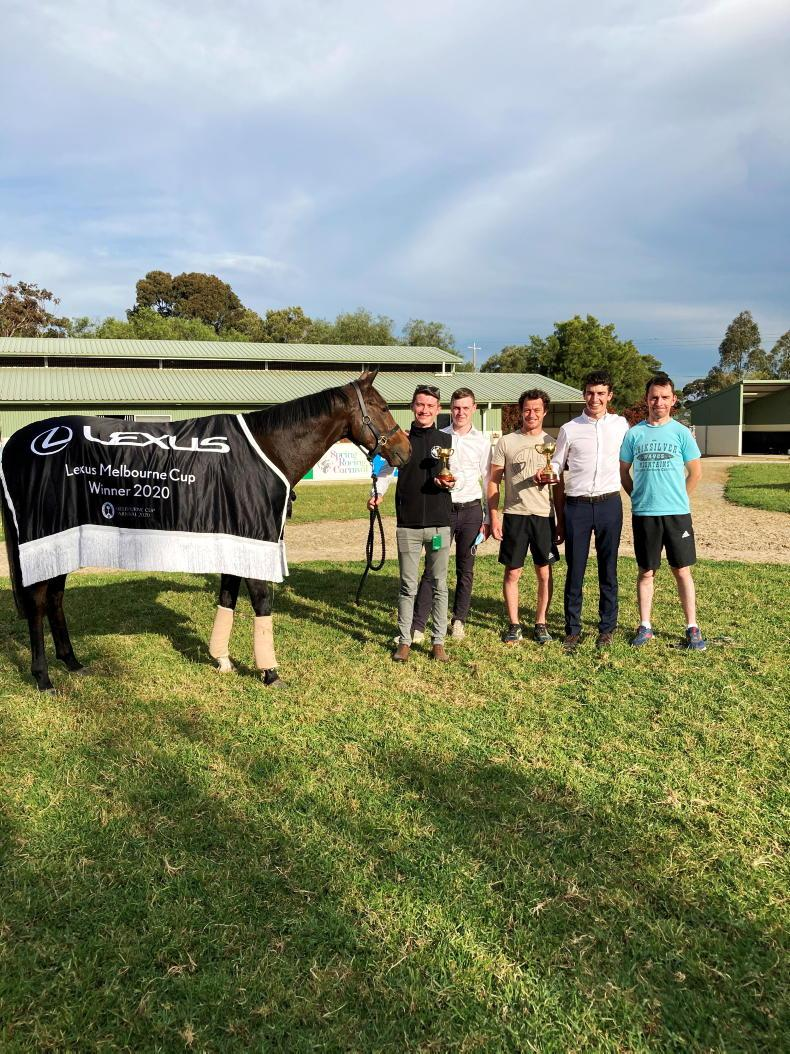 NEWS: Melbourne Cup heroes prepare to leave the Twilight zone