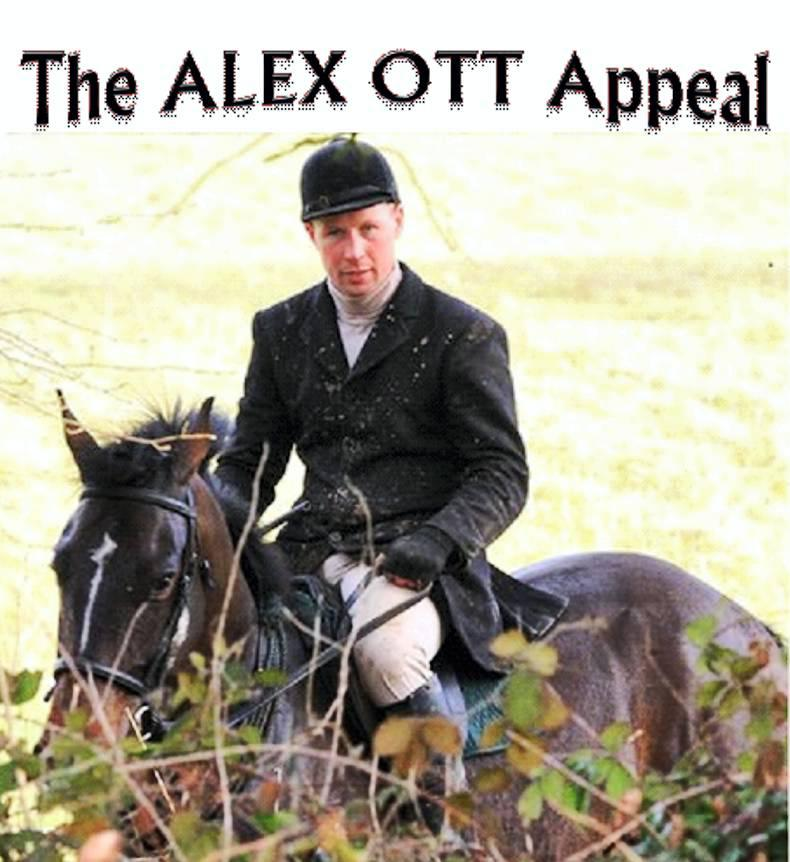 Huge support for Alex Ott Appeal