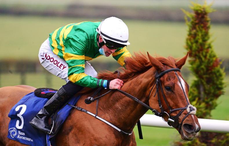 SIMON ROWLANDS: Ghaiyyath was Horse of the Year