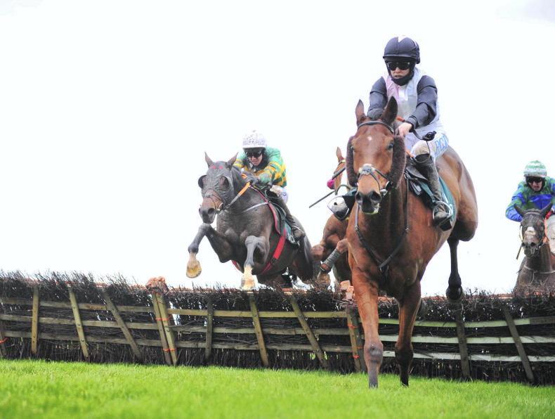 SIMON ROWLANDS: Sire stays on Cheltenham track
