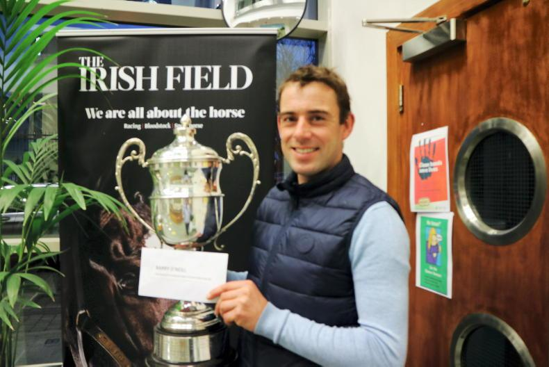 POINT-TO-POINT AWARDS: Champions honoured at Fairyhouse
