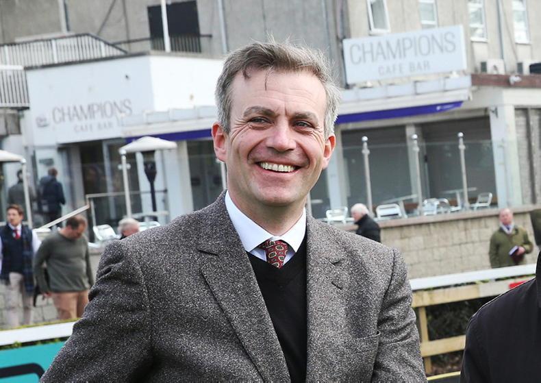 NEWS: Patrick Prendergast still saddling winners but not in his name