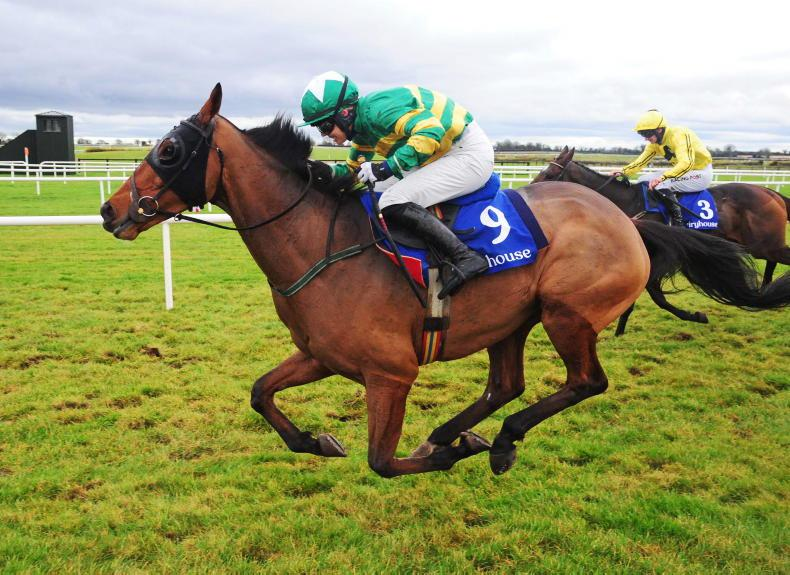 FAIRYHOUSE TUESDAY: Bolger chaser still up for the Fight