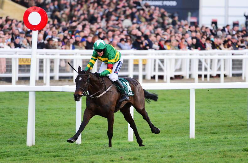 MORGIANA HURDLE PREVIEW: Saint can lay out Champion claims