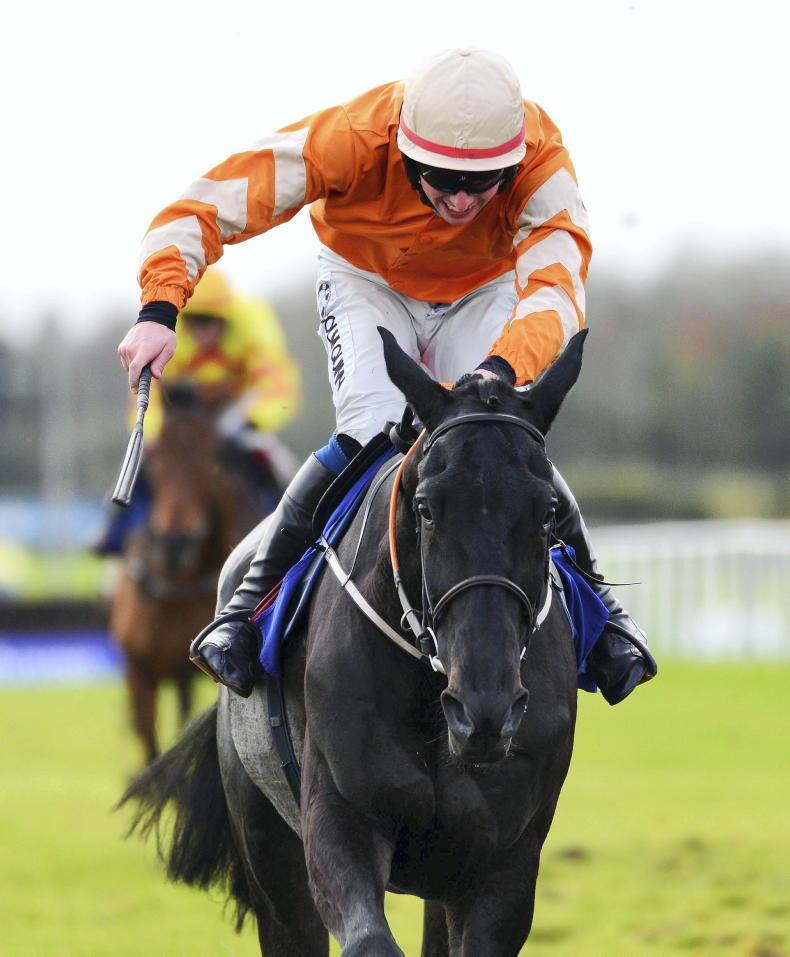 FAIRYHOUSE FRIDAY: Assemble can build on chase debut