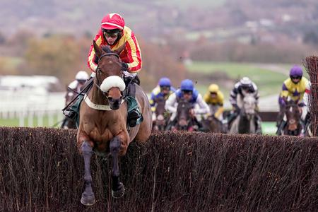 Coole Cody makes all for Paddy Power Gold Cup glory
