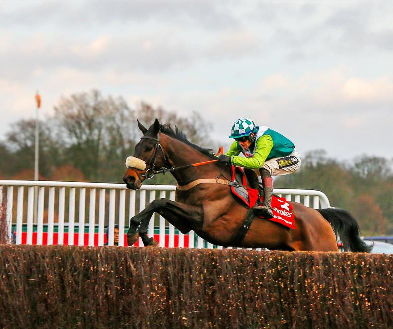 OUTLOOK: Why Clan is your man in brilliant Betfair Chase