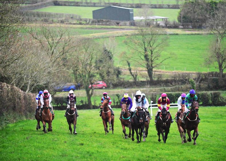 POINT-TO-POINT PHOTOS: Weekend action from the points fields